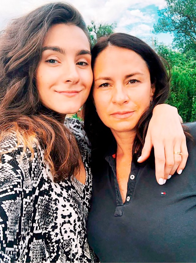 Sofia's mum Anna has written to Vladimir Putin to call on him to intervene and to the Russian foreign ministry