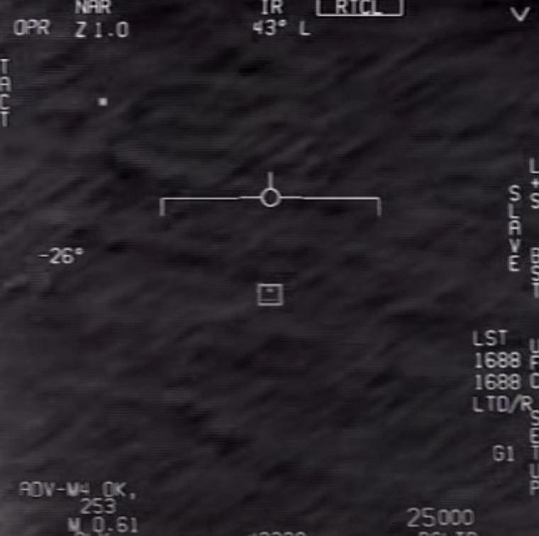 Otro video de la Marina de los EE. UU. Llamado 'Ve Rápido' que muestra un OVNI siendo rastreado