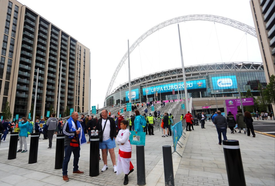 The World Cup in 2030 could be played on British shores for the first time since 1966