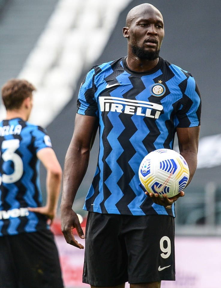 Romelu Lukaku says he is staying with Inter Milan amid interest from Prem giants