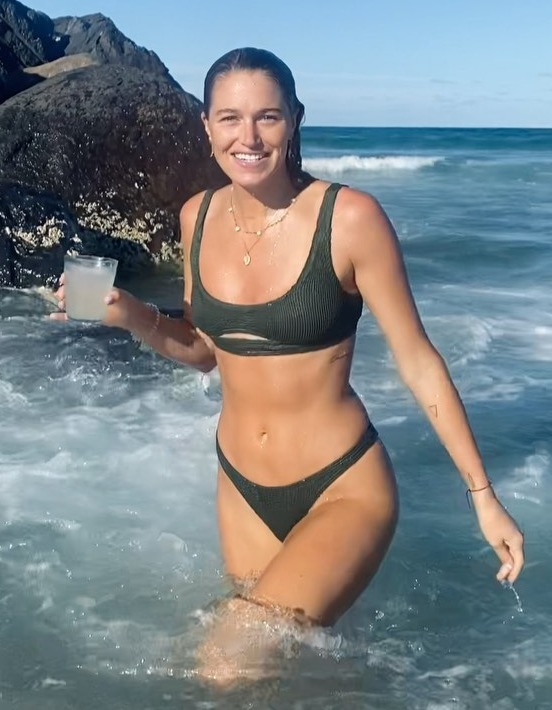 Ellidy Vlug announced her pregnancy after Alex's sperm was retrieved