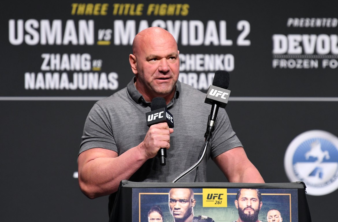 Floyd Mayweather told to retire and stop 'silly' exhibitions by Dana White  with UFC boss undecided on Logan Paul signing