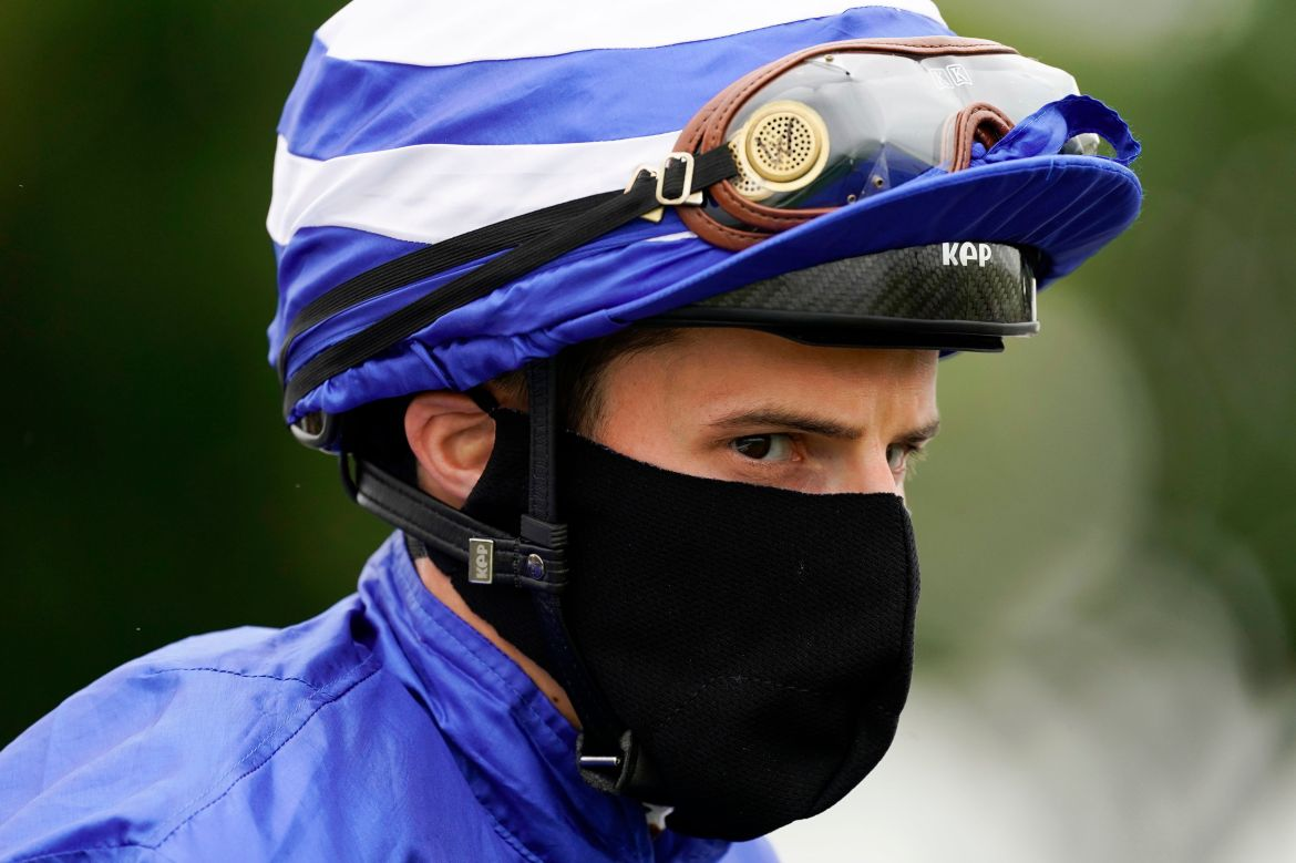 Jockey William Buick BANNED and fined just moments after riding 66-1 Royal  Ascot winner