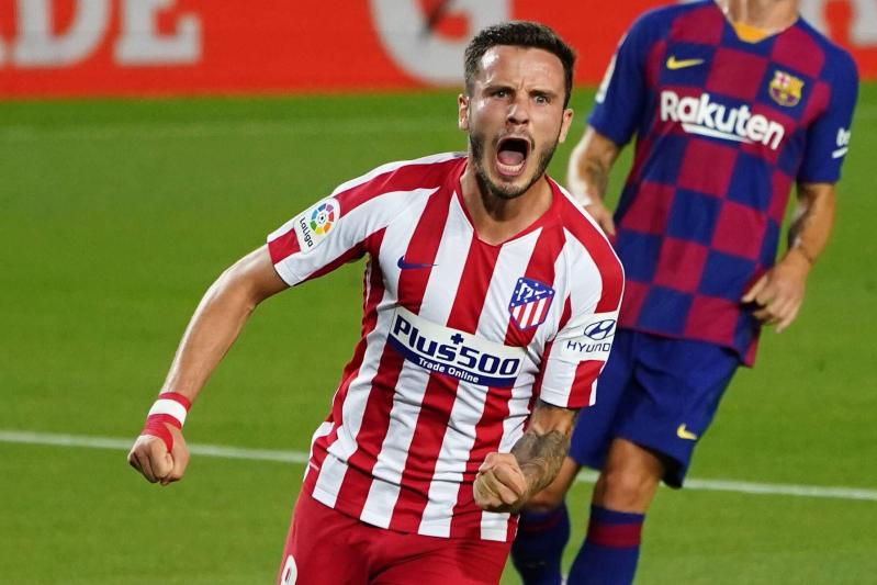 Chelsea are ready to rival Manchester United in the transfer chase for Saul Niguez