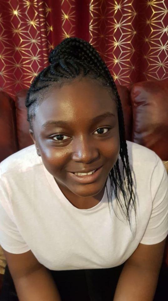 Cops are searching for missing schoolgirl Tameda Khamara, 12