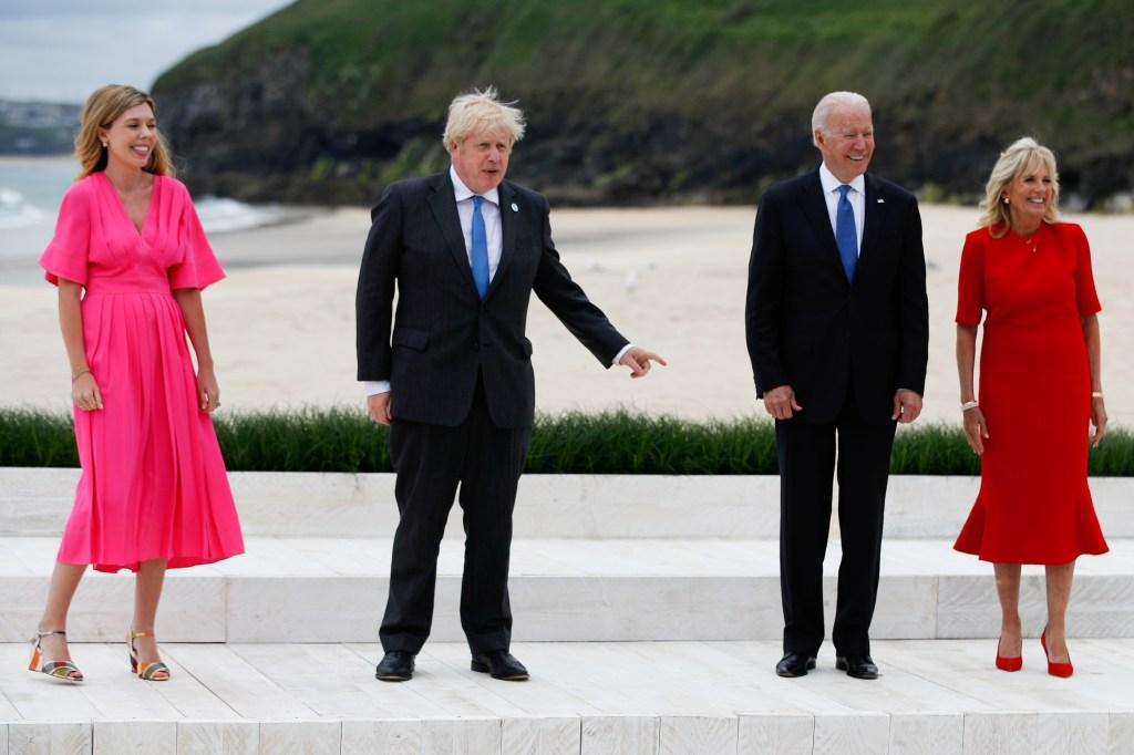 Boris Johnson Tells G-7 To Build More Feminine, Gender Neutral World…