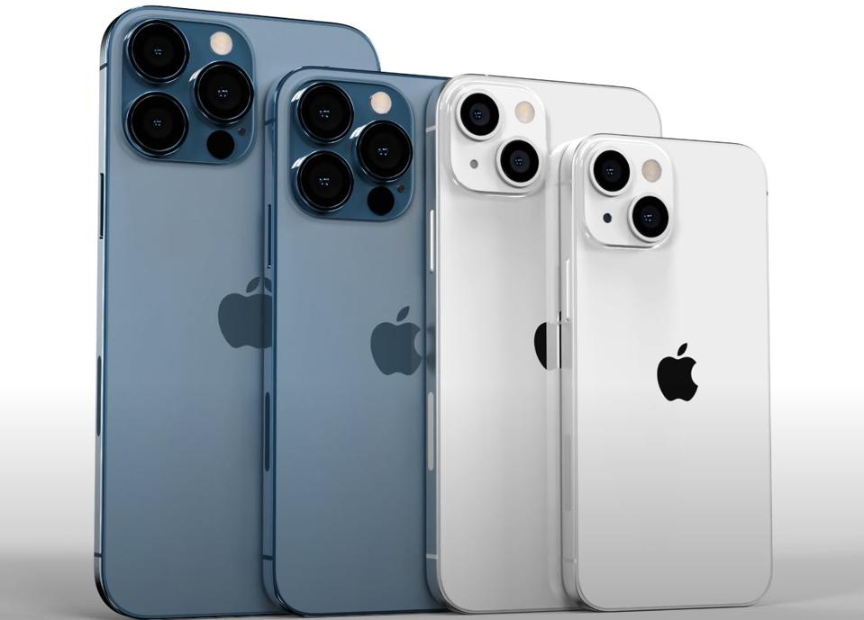 The iPhone 13 range is predicted to have amazing cameras
