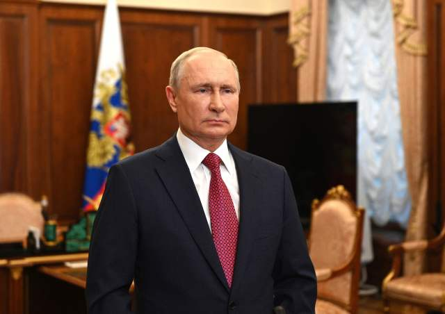 The Russian leader suggested the U.S.' dominance was over