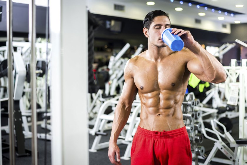 While your diet should be balanced - you don't have to have protein immediately after working out