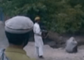 Taliban militants shoot a woman nine times in another shocking execution video