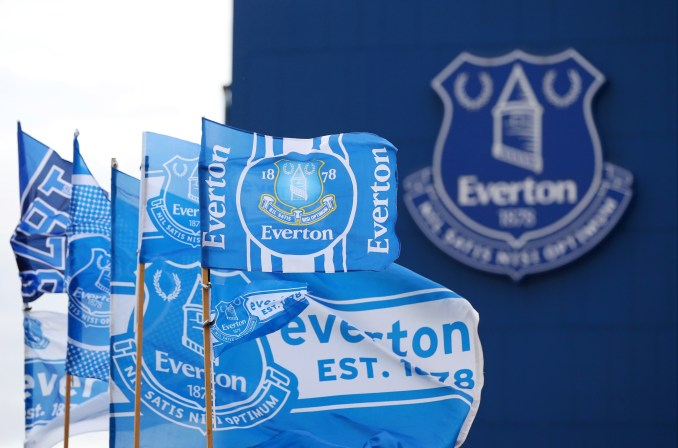 Everton said a player had been suspended pending a police probe