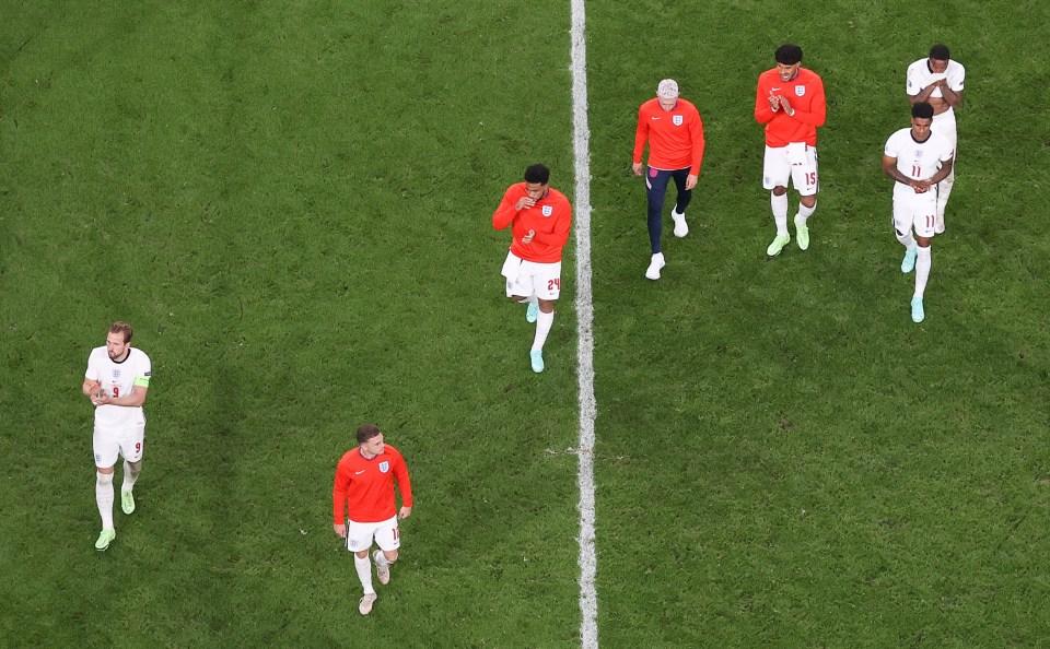 England Euro 2020 fall-out LIVE: FA condemn sickening racist abuse of Saka,  Rashford and Sancho – latest reaction