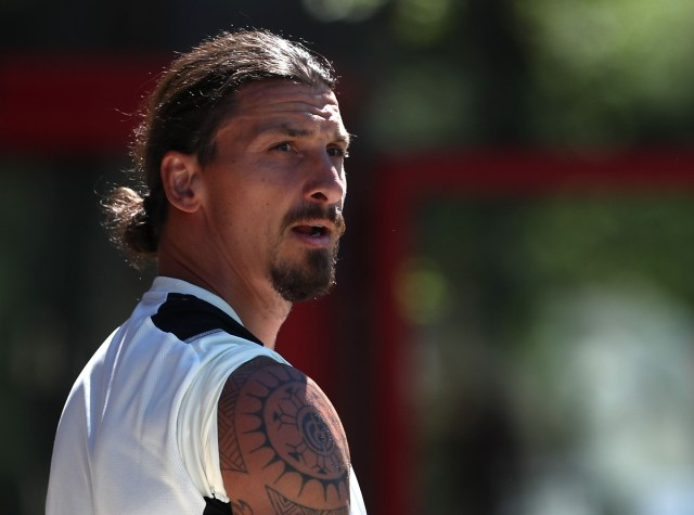 Zlatan Ibrahimovic is another player that got away for Arsenal