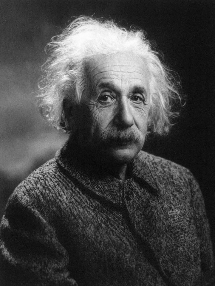 Become a problem solver, like Albert Einstein, or even your Aunty Dot