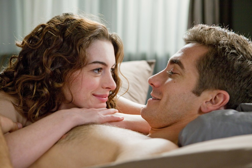 Jake Gyllenhaal quizzed Anne Hathaway about what she was comfortable with
