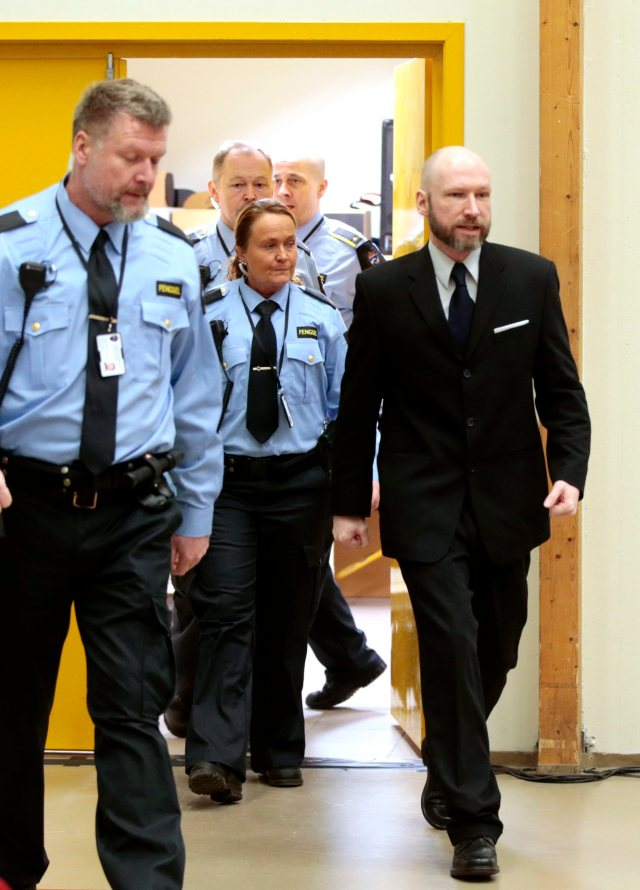 Breivik has so far posted nearly two dozen letters explaining how he wants to sell book, film and interview rights