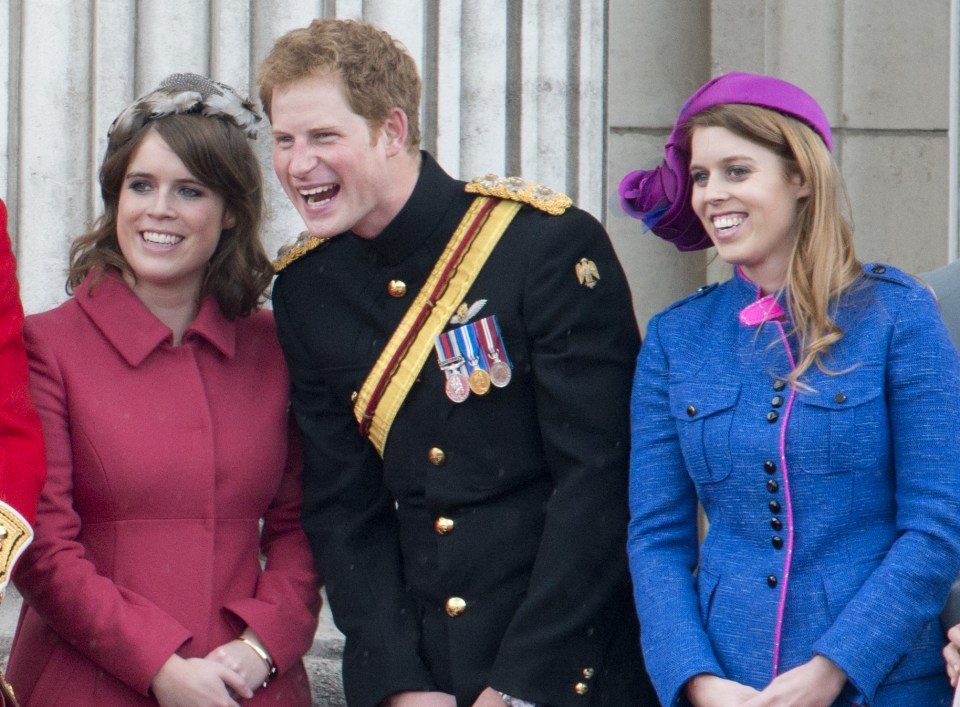 Members of the Royal Family are waiting to see what Harry will write about them