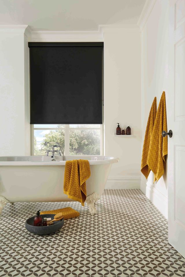 Black out blinds work wonders when it comes to blocking out the light and getting your child to sleep in