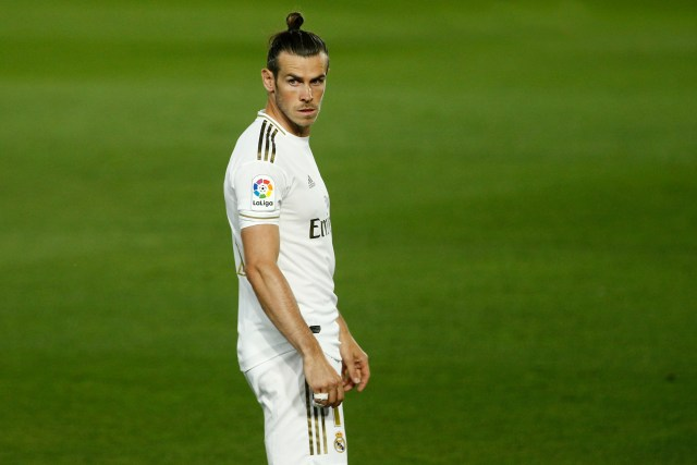 Real Madrid winger Gareth Bale was another played that was eyed up by Arsenal