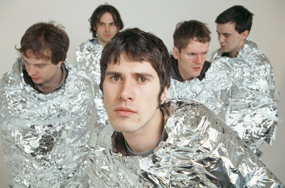 Super Furry Animals used the audio as a jokey backing track to their song Receptacle
