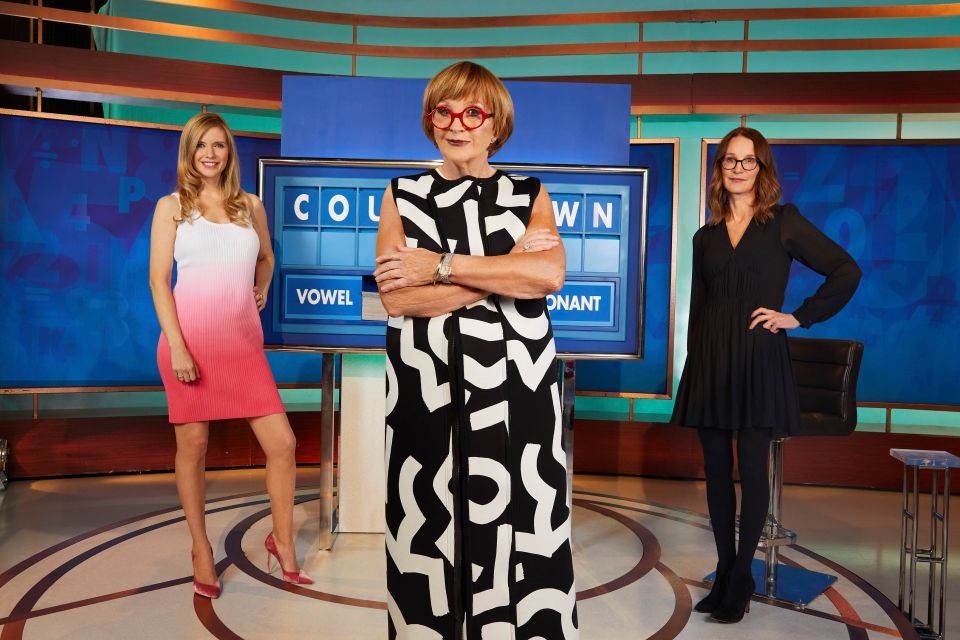 Countdown's Anne Robinson has been accused of being rude to contestants by viewers