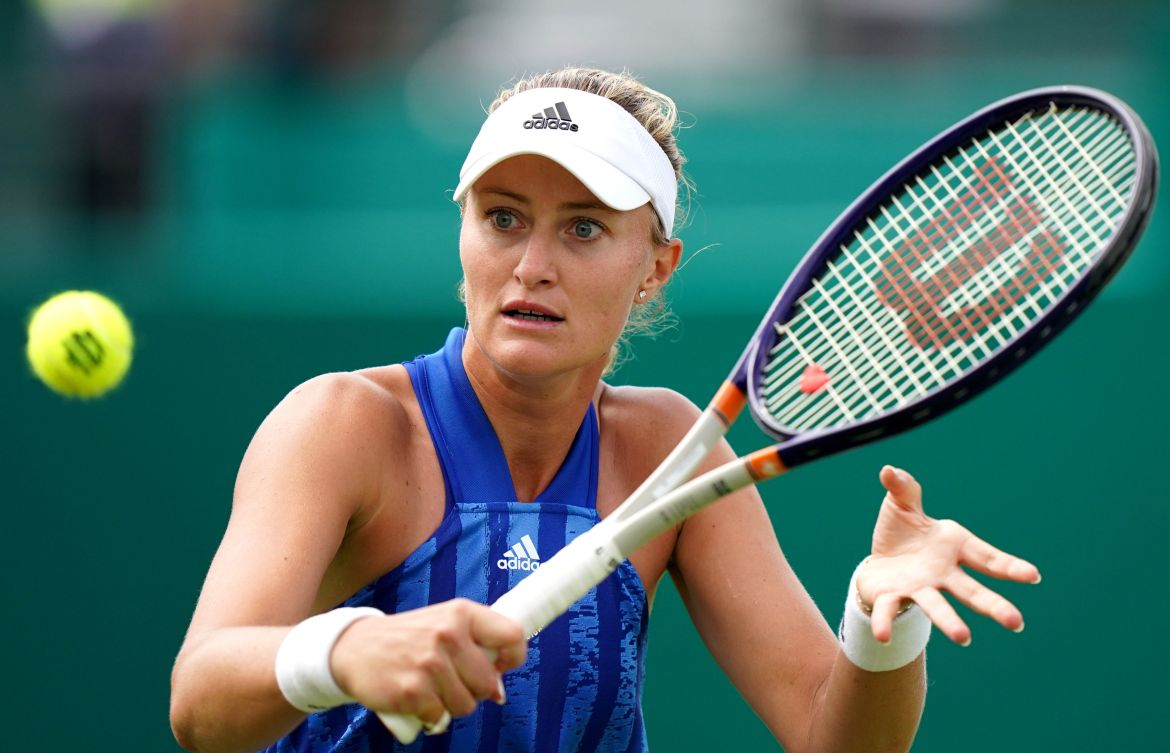 Mladenovic hit with biggest Wimbledon fine so far & must pay £5,400 after  relative abused player transport staff member