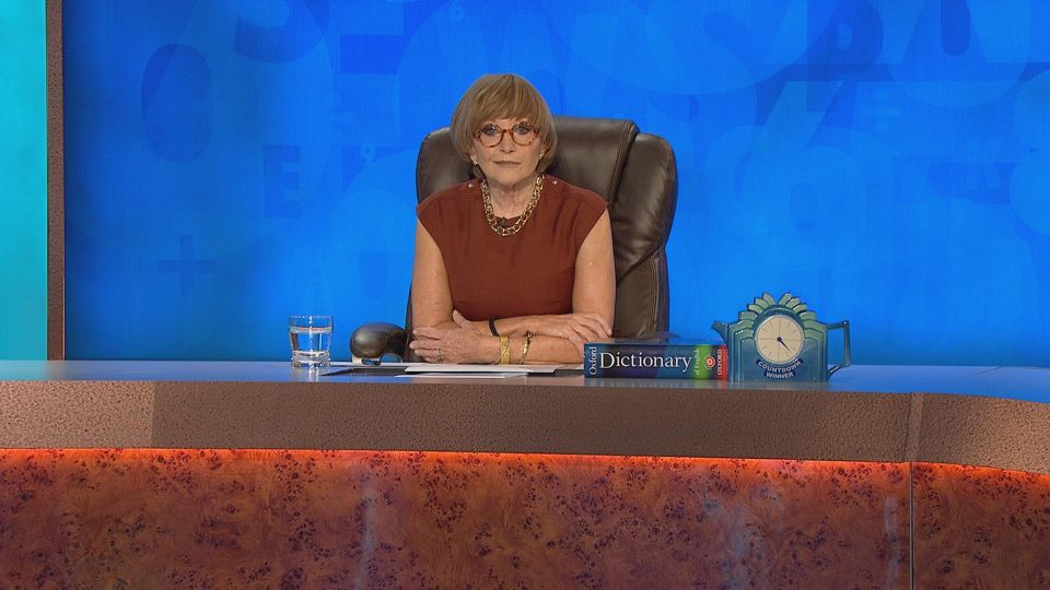 Anne, 76, took over hosting duties on the Channel 4 show at the end of last month