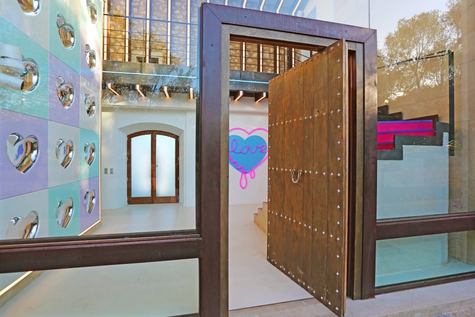 Love Island chiefs are including a private space in Casa Amor from Monday for the first time in the show's history