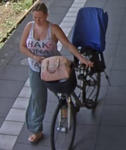 Bianca S was seen at a railway station before she was killed