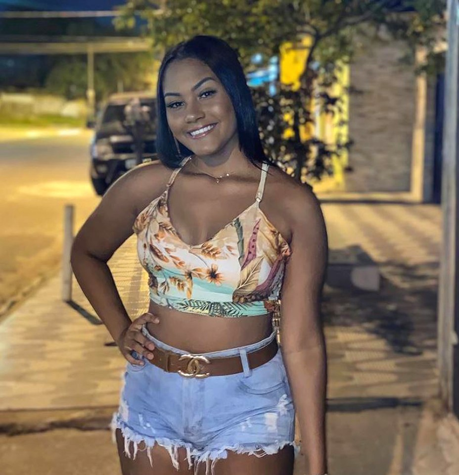 Gabrielly Dickson Alves Nascimento, 15, suffered a cardiac arrest after having sex with an older man in a car