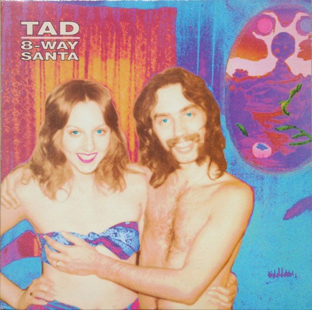 Tad were forced to replace their album cover after the couple complained