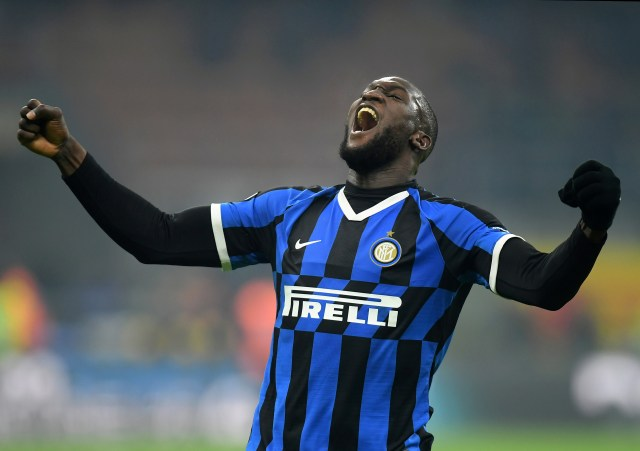 Lukaku helped Inter win the Serie A last season