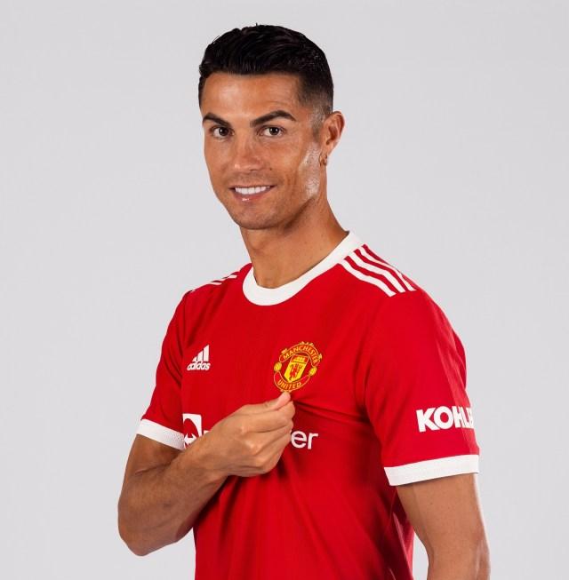 Cristiano Ronaldo sealed his Man United return