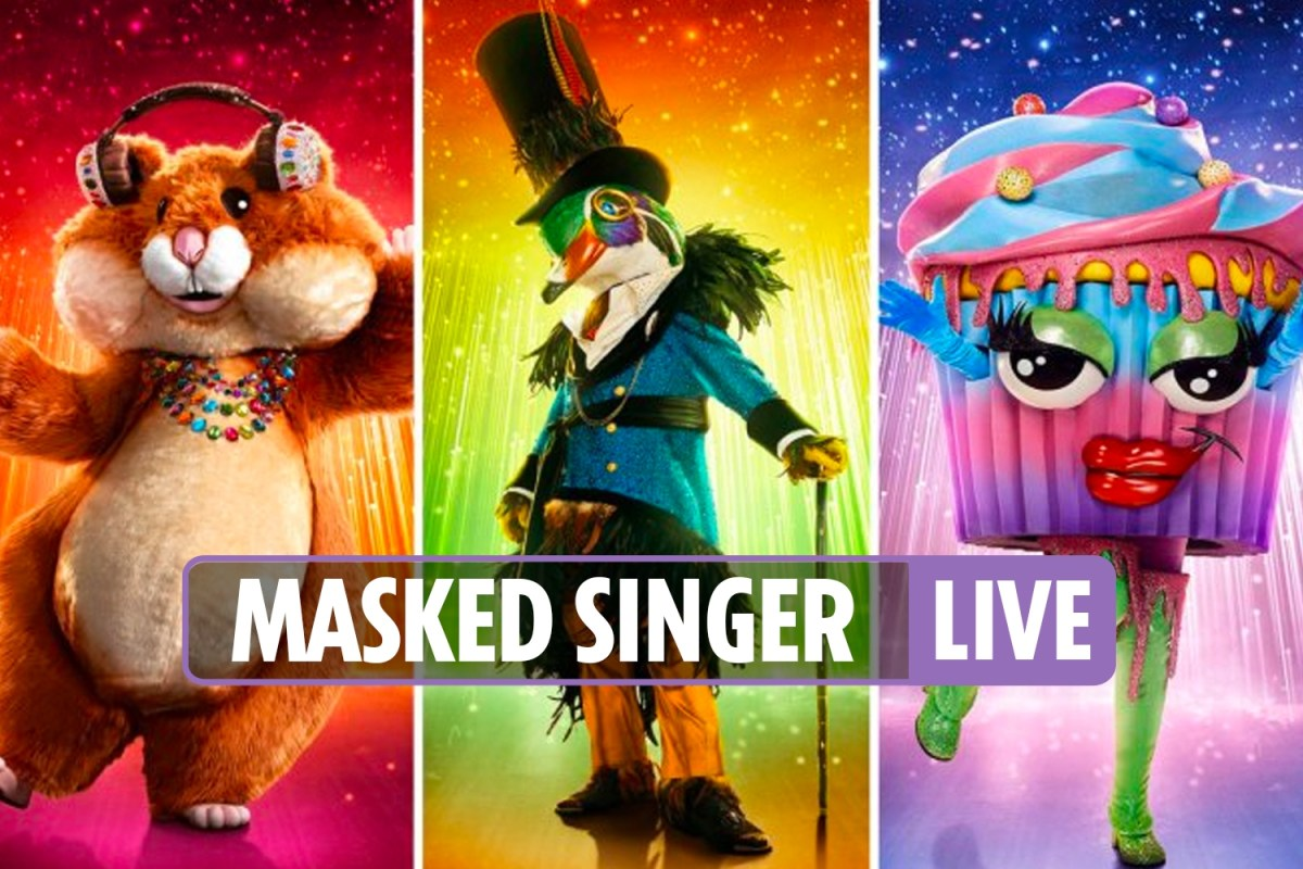 , Masked Singer Season 6 LIVE – Fans guess Banana Split is David Foster and Katherine McPhee as Cupcake is eliminated, The Evepost News