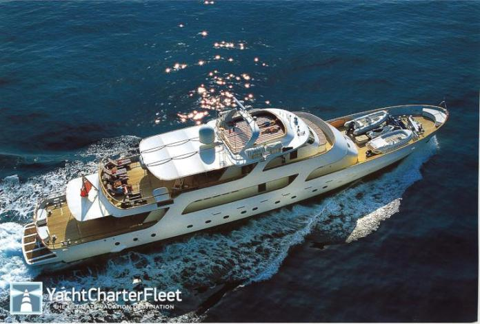 Nicholas owned over 50 cars, 30 motorbikes and four yachts at one time.