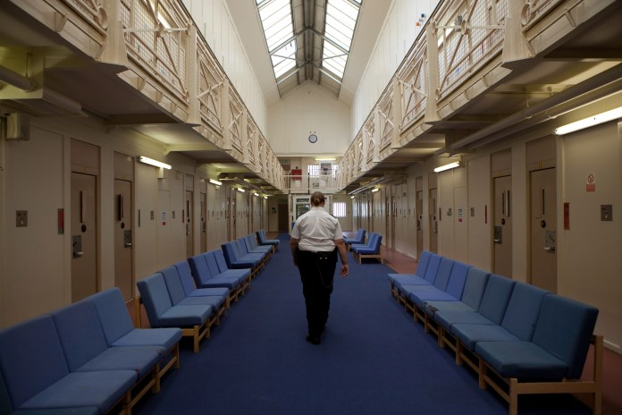 Inside the Style Prison Where Lewis Was Jail
