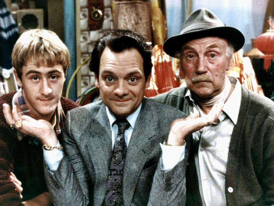 A new survey by NOW made the shocking reveal, while highlighting Only Fools and Horses as a TV favourite