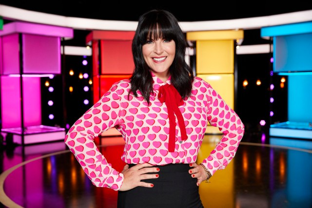 Host Anna Richardson is keen to see a Celebrity Naked Attraction at some point in the future