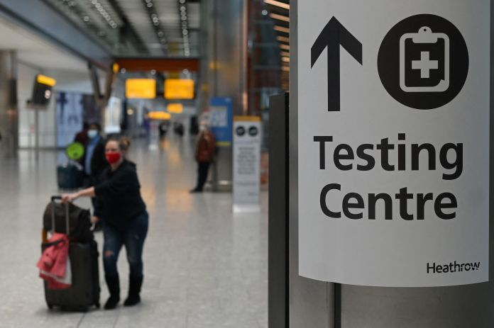 Britons will also be able to return without quarantine