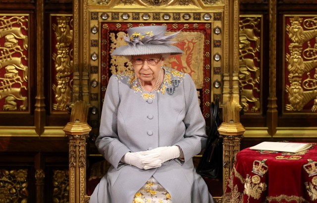 Palace officials are understood to be furious that plans for the Queen's death have leaked today