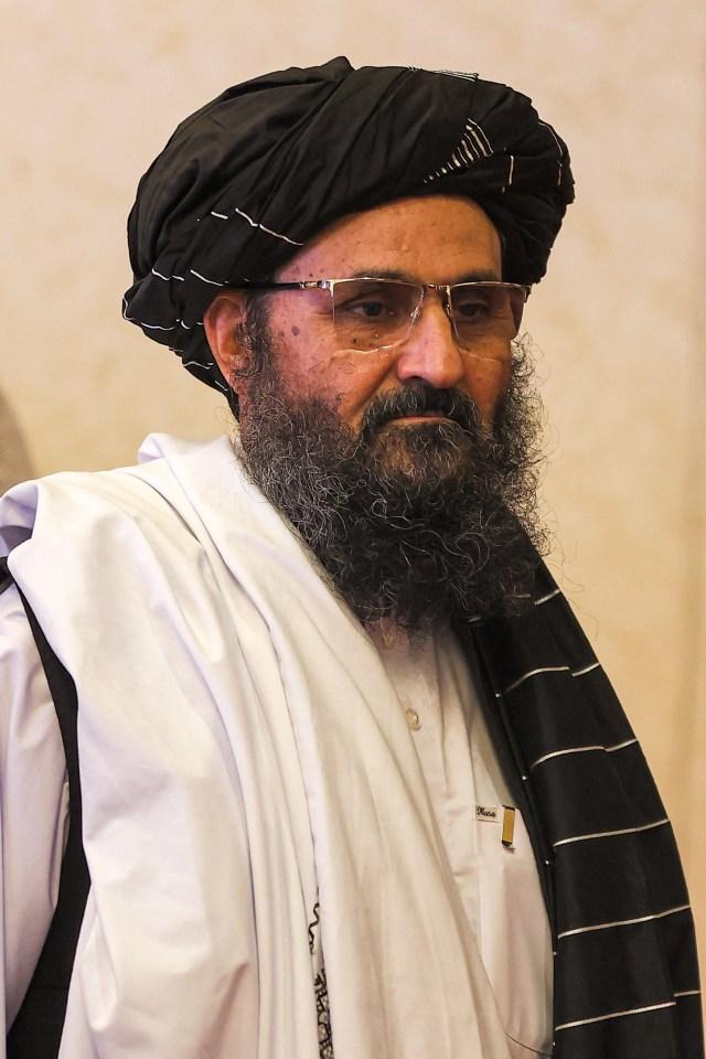 Abdul Ghani Baradar - dubbed Barader the Butcher - is Afghanistan's new leader