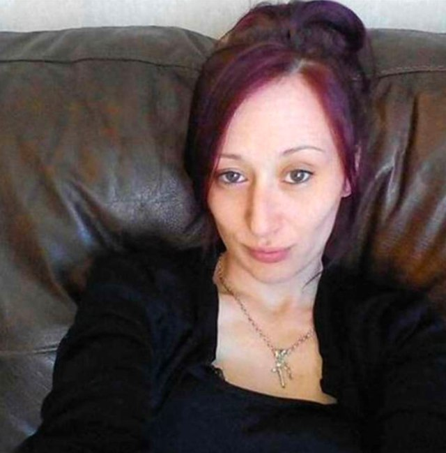 She died three days after she was found at the Queen Elizabeth University Hospital in Glasgow