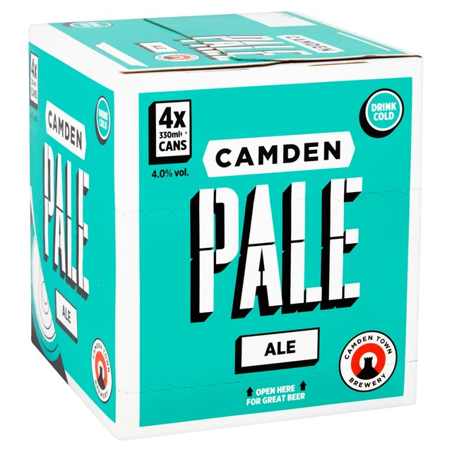 Snap up Camden Pale Ale at a discount