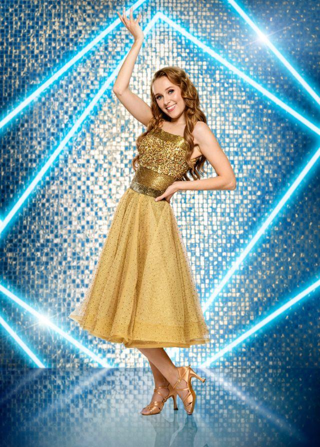 Rose Alying-Ellis is Strictly's first deaf contestant