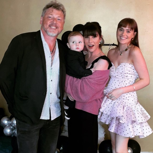 Emmerdale's Mark Jordon shared a rare snap of his 21-year-old daughter Poppy