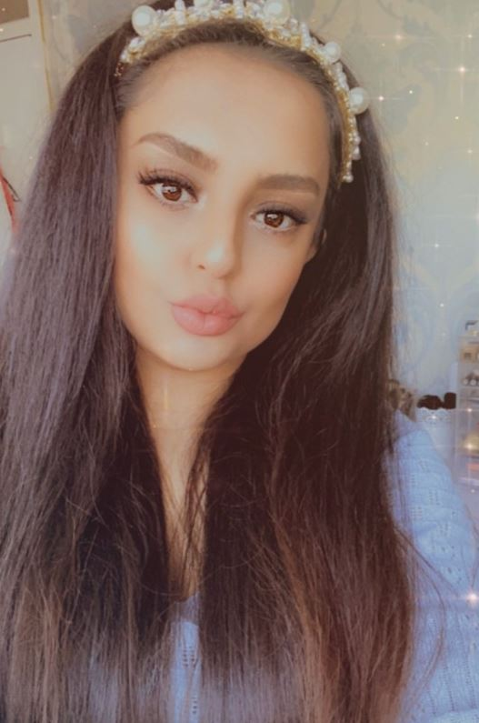 Sabina's body was found near a community center at Cater Park in Kidbrook, south east London