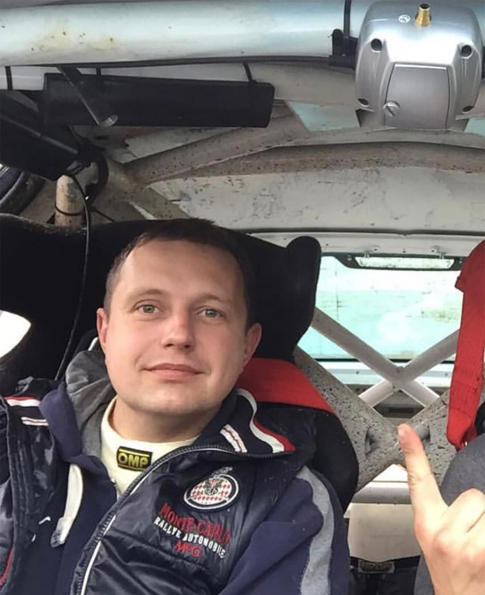 Despite the magnitude of the accident, Kozlov was not harmed.