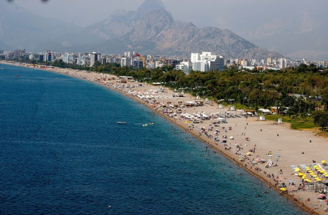 Brits are eager for Turkey holidays to return