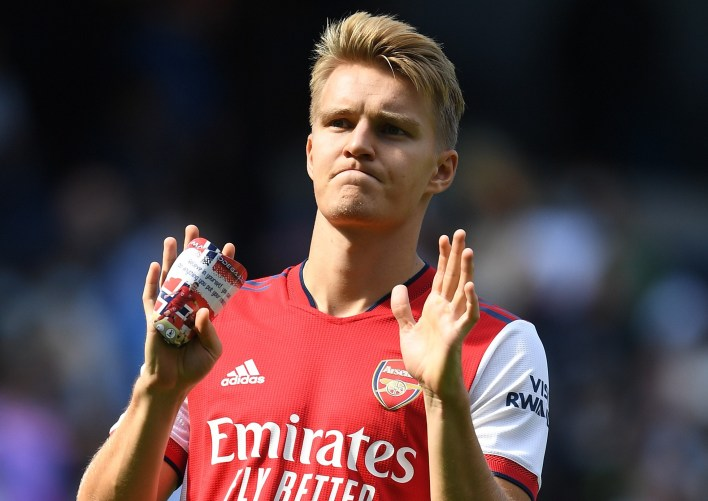 Martin Odegaard is one of Arsenal's expensive summer signings