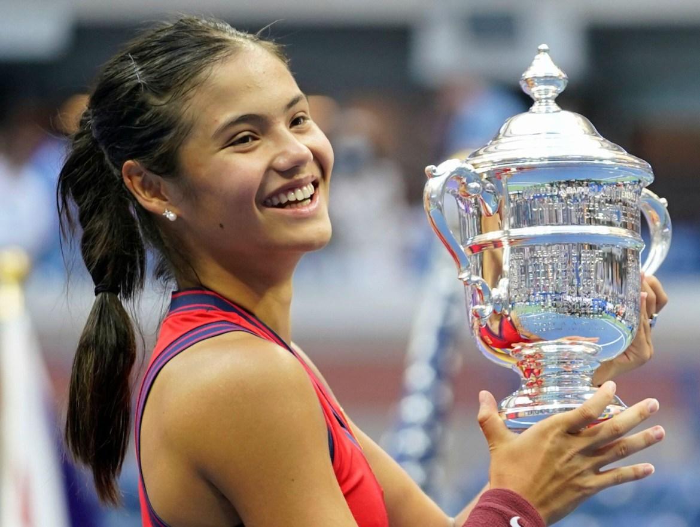 Emma Raducanu is the new US Open champion